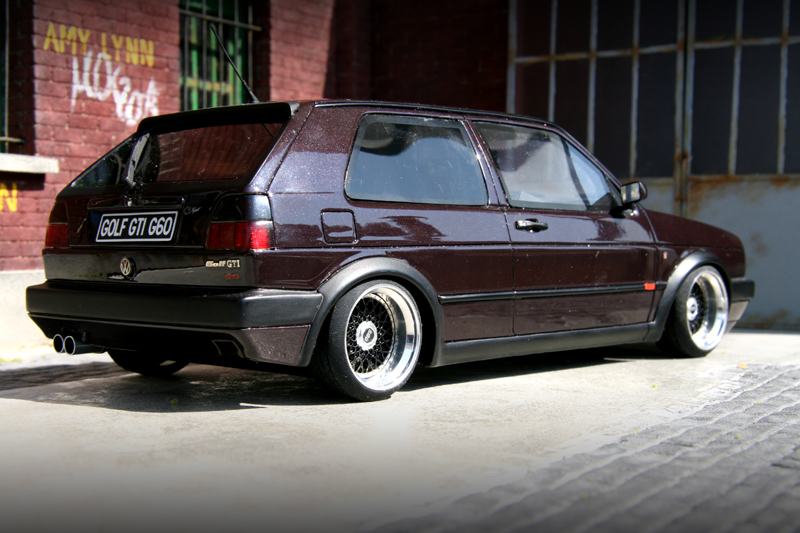 golf ii edition one extreme18 tuning 118