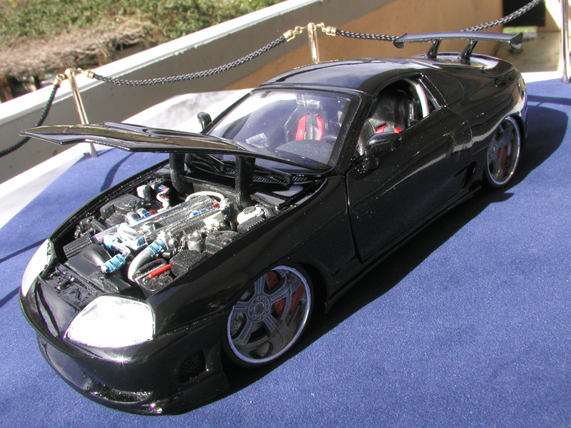 Lake City Toyota >> Supra MKIV - Extreme-18 - Tuning 1/18